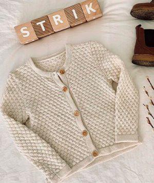 Sailorknit sweatere til børn
